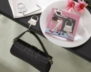 Purse Valet Stainless-Steel Handbag Holder 11043NA