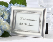 Beautifully Beaded Photo Frame/Placeholder As seen in the hit movie 27 Dresses 14013NA