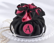 The Cosmopolitan Monogrammed Jewelry Pouch 15004BK