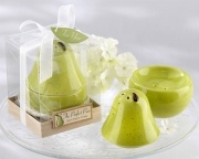 The Perfect Pair Ceramic Salt & Pepper Shaker 23022GN