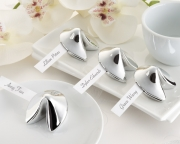 Good Fortune Fortune Cookie Place Card Holder (Set of 4) 25074SV