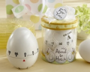 About to Hatch Kitchen Egg Timer in Showcase Gift Box 1801WT Yellow