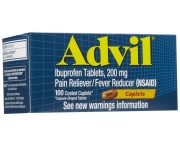 Advil Caplets 100 ct