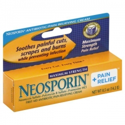 Neosporin Cream Plus 0.5 oz